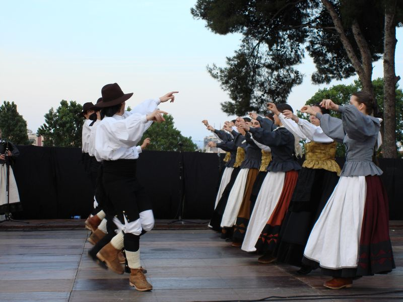 Casa Galega Baile