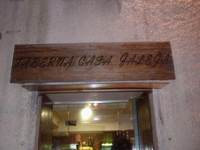 Taberna Casa Galega