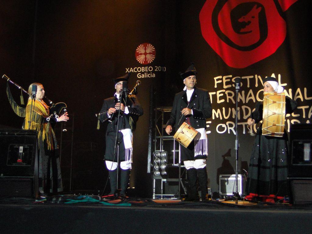 Gala Ortigueira - Cuarteto