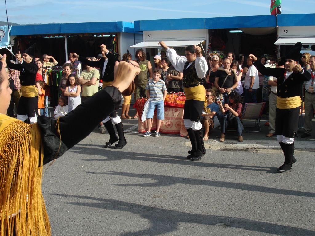 Baile Ortigueira