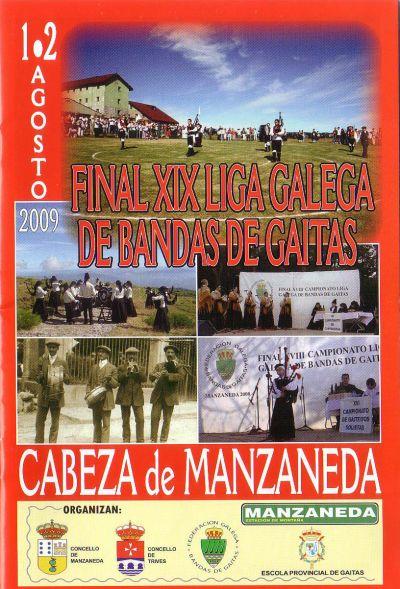XIX Liga de Bandas