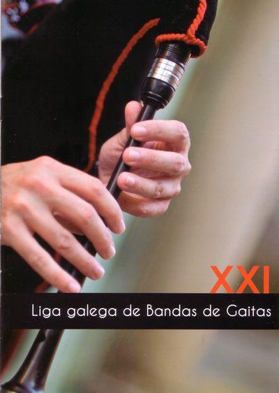 XXI - Liga de Bandas