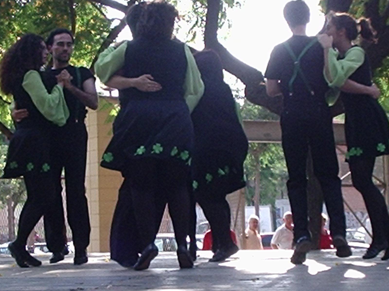 Grupo Irlandes - Fiesta San Iago