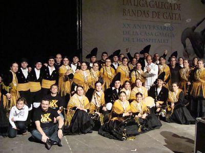 XX Aniversario Casa Galega