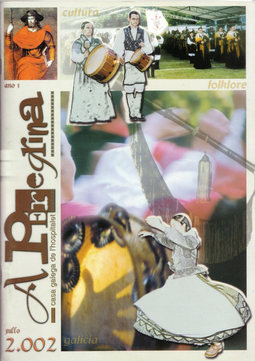 A Peregrina Casa Galega - 2002