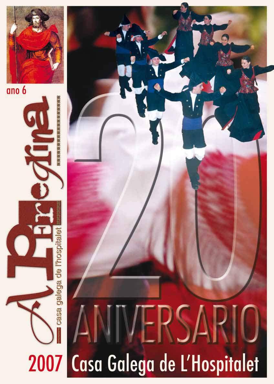 A Peregrina Casa Galega - 2007