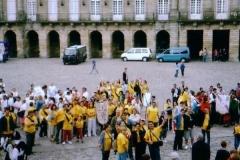 2004-Dia de Galicia en Santiago Composetela