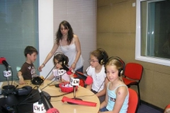 2008-Visita Radio Hospitalet