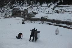 2009-Excursión Nieve