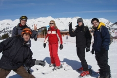 2010-Excursión Nieve  - Andorra