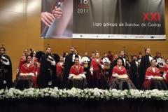 2011-XXI Liga de Bandas - Pontevedra