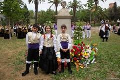 2018-Actuación Fiestas Rosalía de Castro de Cornellá